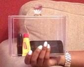 Clear Box Clutch