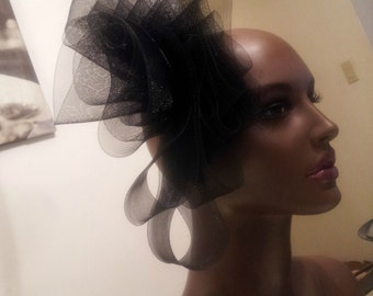 Haute Couture Fascinator