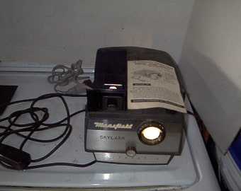 Mansfield Color Slide Projector