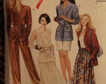 McCalls 6992 ladies pattern