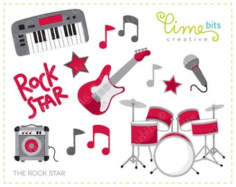 Rock Star Clip Art