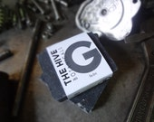 The Grit -  Mechanics Edition - Natural Soap, Vegan Soap, Handmade Soap, Cold Process Soap, Organic Soap, Mechanics Soap - TheHiveBotanicals