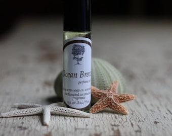 Ocean Breeze Perfume Oil