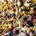 FACIAL STEAM Organic Anti-Aging Detox Rose HELICHRYSUM Calendula Chamomile Yarrow Lavender Sunburn Relief Anti-inflammatory 1 2 3 4 5 6 Cup