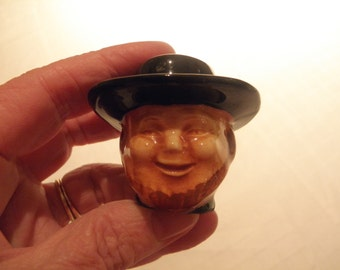 Pennsbury Pottery Amish Man Head