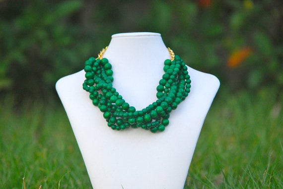 Green Necklace Sets. Showing 40 of 67 results that match your query. Search Product Result. Product - Goldtone 6mm 24 Inch Rope Chain Necklace with a Matching 5 Inch Bracelet Jewelry Set. Product Image. Price $ 8. Product Title.