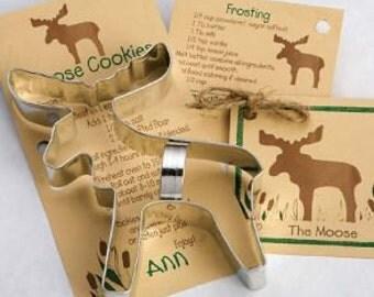 Moose Cookie Cutter