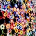 Multi Colored Rolled Paper Wall Art - Quilled paper art, Wall Decor, Paper Art