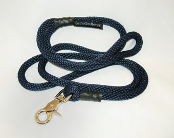 Rope Leash for Medium to Large Dogs
