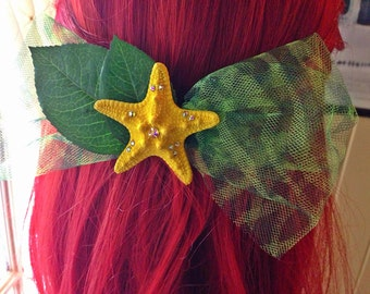 Tarzan & Jane Inspired Bow