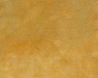 LONE STAR GOLD  hand dyed, felted wool for rug hooking or other fiber arts projects