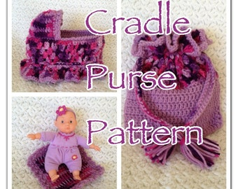Cradle Purse Pattern