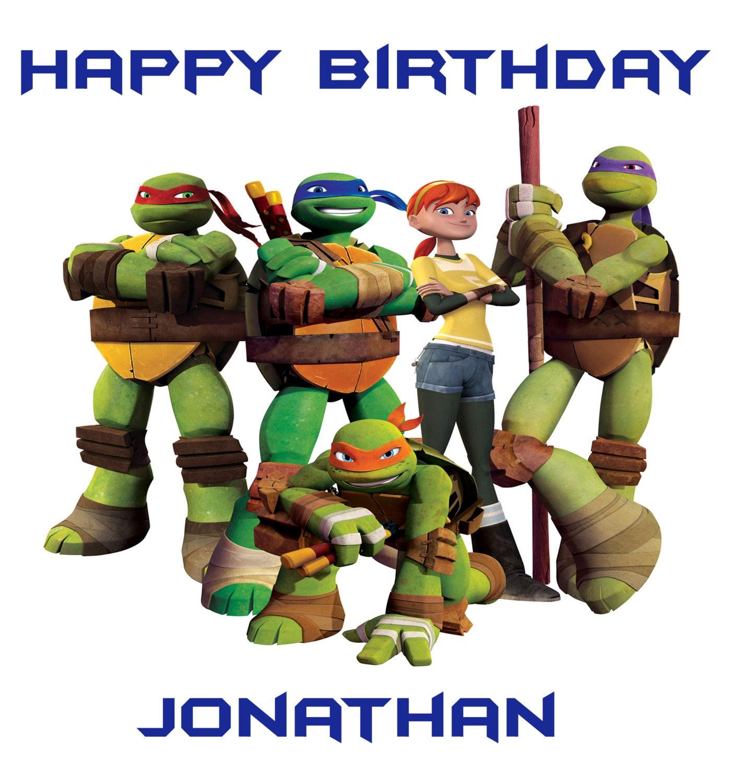 Teenage Mutant Ninja Turtles Birthday Party Invitations Free for nice invitation layout