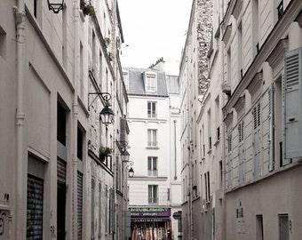 Parisian Fine Art, Affordable home decor, pastel Paris, St Germain