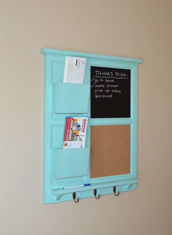 Items Similar To Two Mail Organizer Jamaican Sea