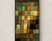 iphone 4, 5, 6 case - Abstract  Painting - Paul Klee - AncientSounds - smartphone - Mobile - Art - Samsung Galaxy S3 S4 S5 mini