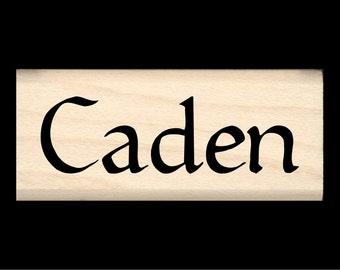 Name Stamp - Caden