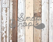 White and Cream Wood Floor - Photography Backdrop - Newborn Backdrop - Photo Booth - Photobooth Prop - Instant Download