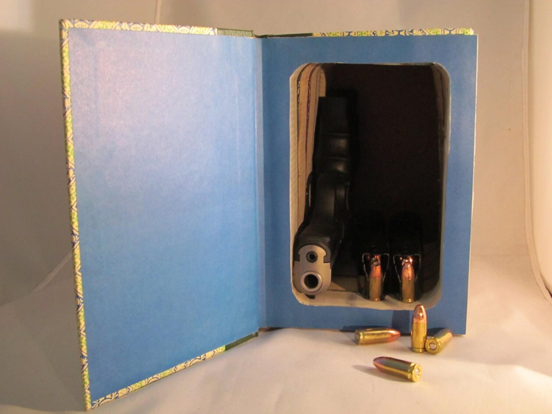 Gun Concealment Book Safe 5 Book