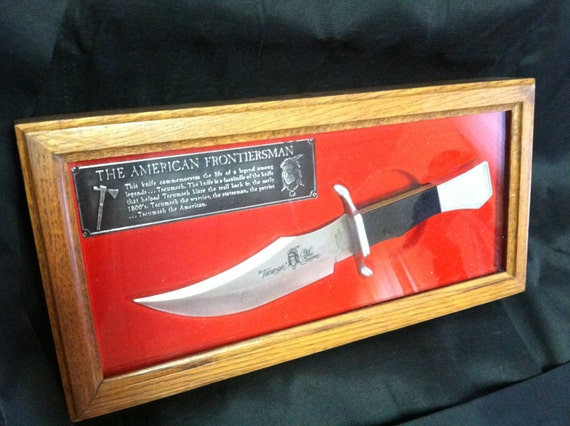Items Similar To American Frontiersman Collector Knife Set