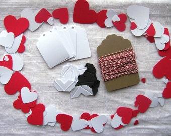 Romantic Mini Scrapbooking Kit