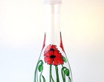 Poppy Decanter