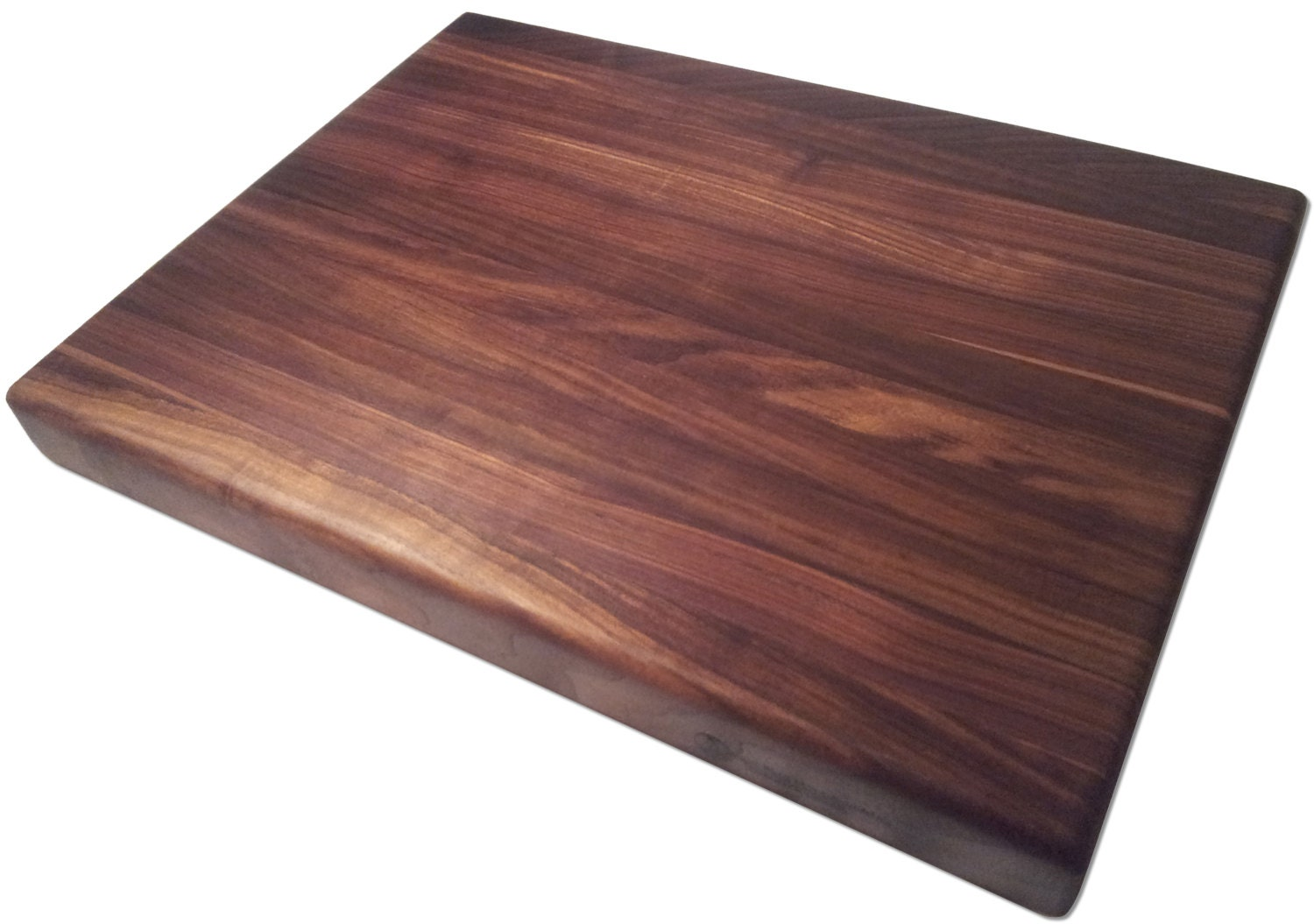 Butcher Block Cutting Boards ~ Walnut butcher block cutting board