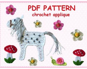 Pattern Chrochet Appliques
