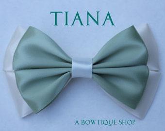 tiana hair bow