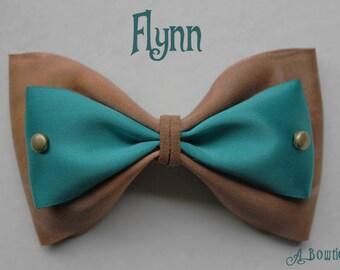 flynn clip on bow tie