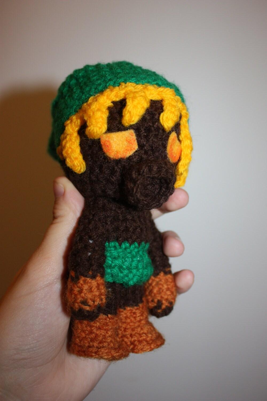 Deku Link : Crochet PATTERN