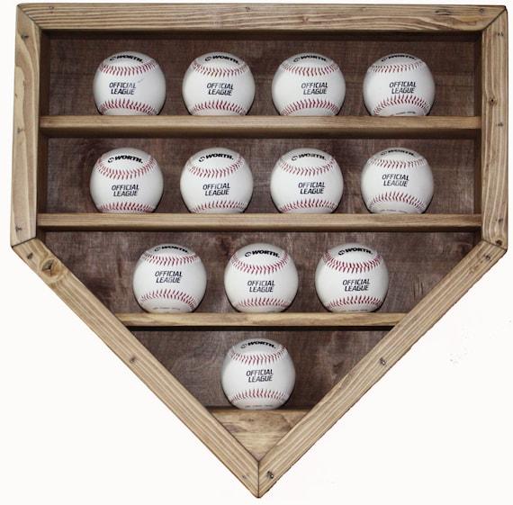 12 Baseball Display Case