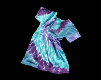 Girls Tie-Dye Dress- Size 4