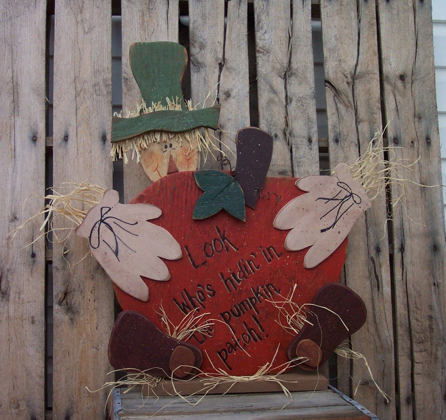 wooden craft ideas patterns harvest scarecrow wood craft pattern for by 5767
