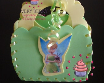 12 Flower Tinkerbell Candy Goodies