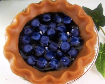 Scented Pie Candles - Choose Your Filling and Crust