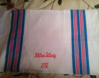 KEEPSAKE Newborn Hospital Receiving Blanket