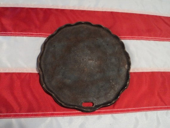 Vintage ilsa express cast iron heat diffuser made in italy