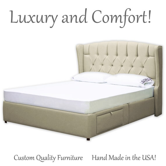 bed frame queen bed frame king bed frame captains bed upholstered bed