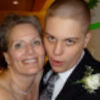 Danny and Mom - Suzanne O'Mullan