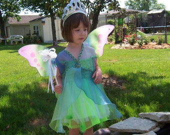 Fairy play time or Halloween costume