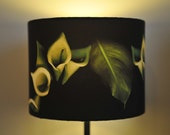 White Lily - Lampshade / Light-fitting