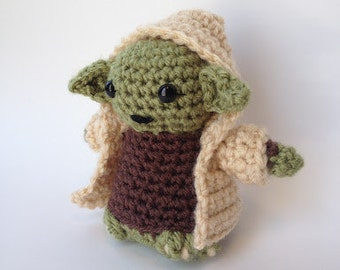 Amigurumi Snowman Pattern : Handmade Dobby the House Elf doll by SunnyStitchBoutique ...
