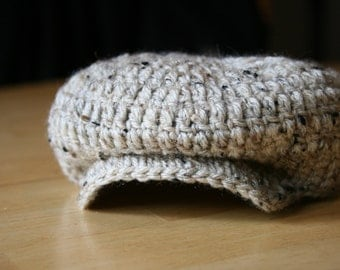 Ravelry: Seamus Scally Cap (Child Sizes) pattern by Jenny