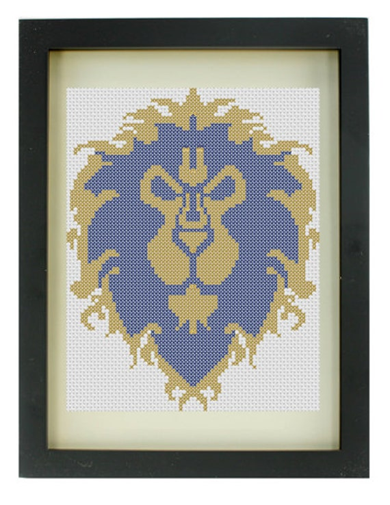 Alliance Cross Stitch Pattern