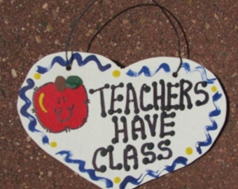 Teacher Gifts  800THC Teachers Have Class