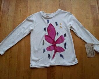 Organic Cotton Bamboo T shirt Size 5