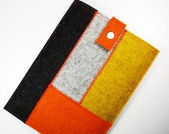 iPad Mini sleeve case multicolored design
