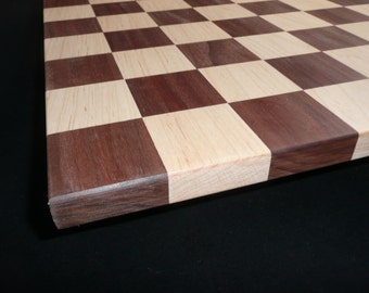 Handcrafted Solid Wood Chess Board