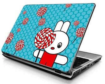 Laptop Decals - Laptop Skins - Laptop Stickers - Laptop Vinyl - Lollipop